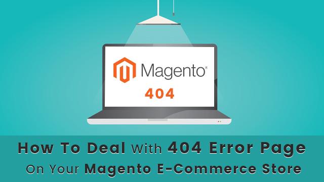 Magento 404 Error