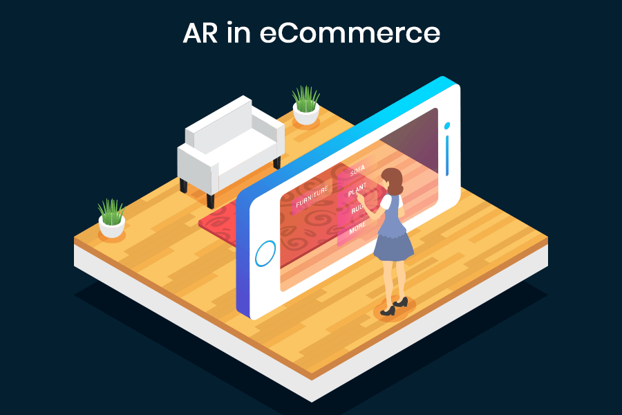 Augmented Reality (AR) in Ecommerce