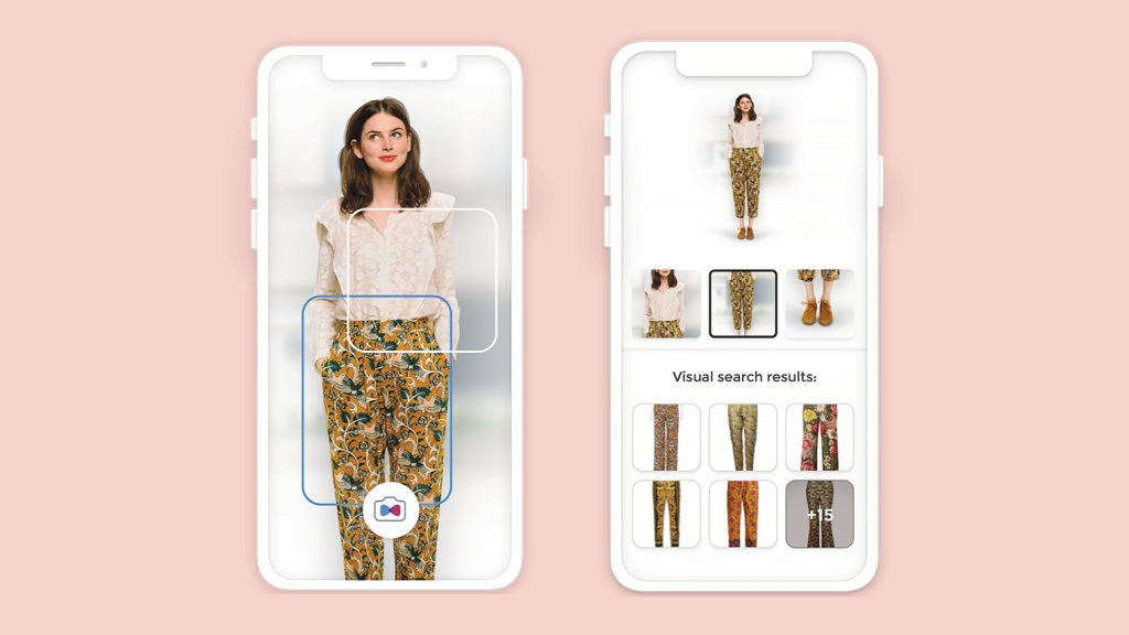 Visual Search in Ecommerce