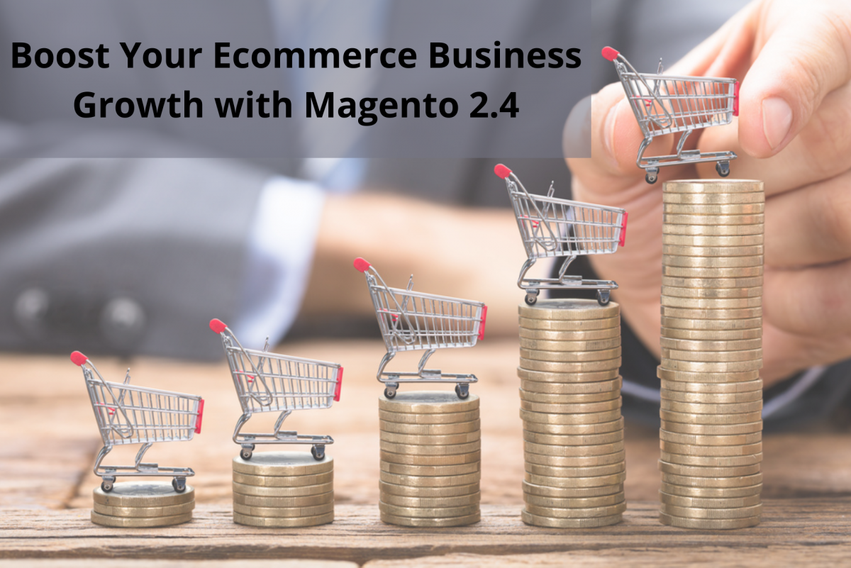 Boost Your Ecommerce Business Growth with the Latest Magento 2.4