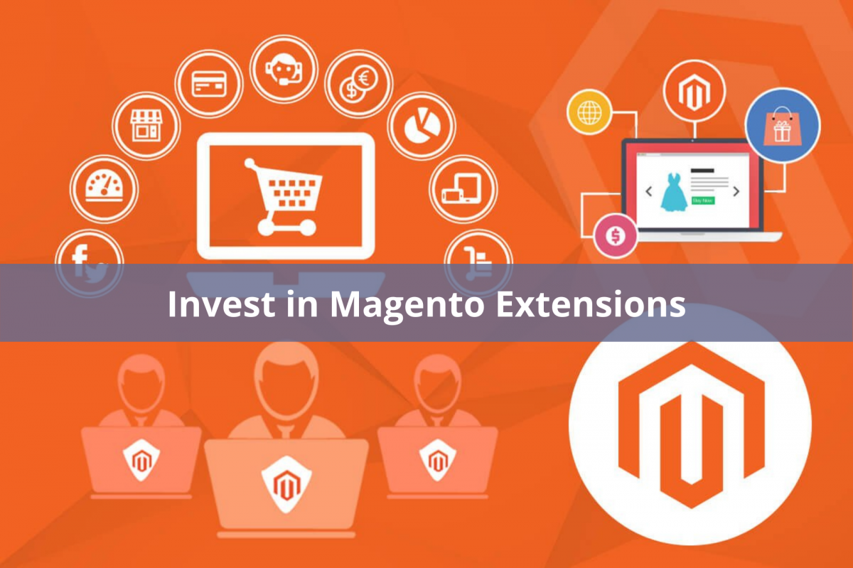 Invest in Magento Extensions
