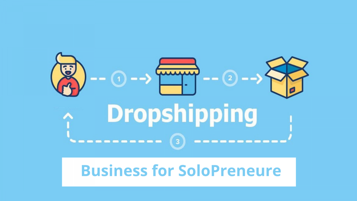 Dropshipping for SoloPreneurs