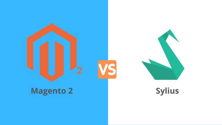Magento 2 vs Sylius
