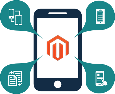 Mobile app development with Magento